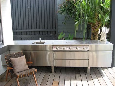 stainless steel cabinets for outdoor kitchens bringing the inside out outdoor kitchen cabinetry 6