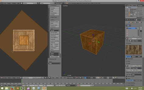 blender 3d texture tutorial importing blender model with textures unity 5 unity