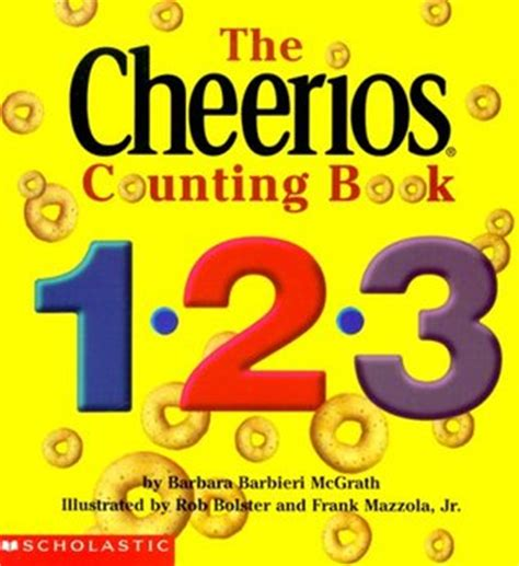 count the cowan series books cheerios counting book by will mcgrath reviews