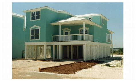 modular beach house plans beach cottage house plans beach house plans on narrow lots