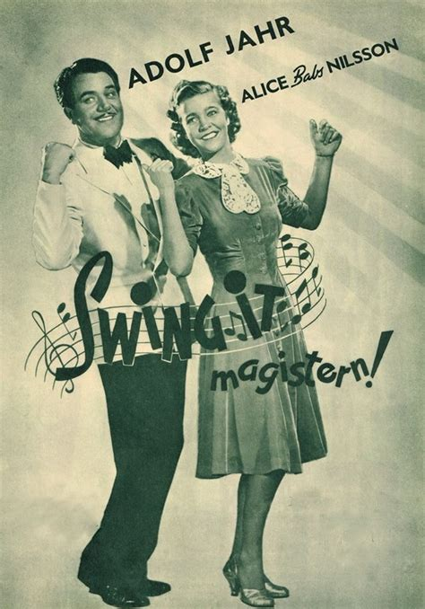 swing it magistern roger lindqvist