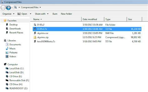 apa format file zip infovtech blog informasi teknologi apa itu rar zip 7z