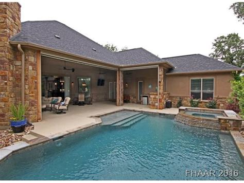 the best pool homes for sale near fort tx
