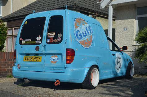 Vw Caddy 9k Tieferlegen by Vw Caddy Van Rat Look Signwriting Bournemouth Dorset