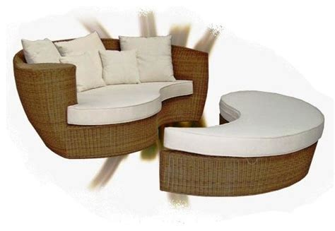 Ying Yang Storage Ottoman Ying Yang Sofa And Ottoman Mediterranean Outdoor Footstools And Ottomans Other Metro By
