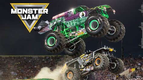 monster truck jam los angeles monster jam angel stadium of anaheim sports you can