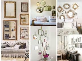 decorar paredes salon con espejos c 243 mo decorar con espejos siguiendo las 250 ltimas tendencias