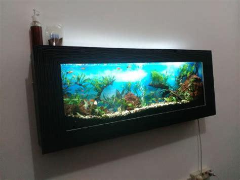 aquascape di depok jual aquarium dinding tanpa kuras depok di lapak wall