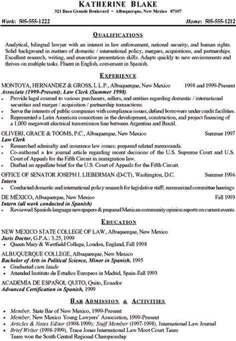 corporate attorney resume sles corporate attorney resume resume ideas