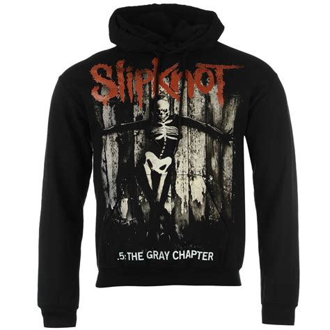 Sweater Hoodie Slipknot Ss2 Jaspirow Shopping official mens slipknot hoodie sleeve hooded top hoody clothing wear ebay