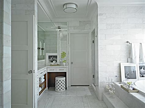 Modern Black And White Bathroom Ideas by Black And White Bathroom Designs Hgtv
