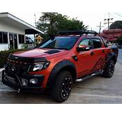 Ford Ranger 2014 Modified
