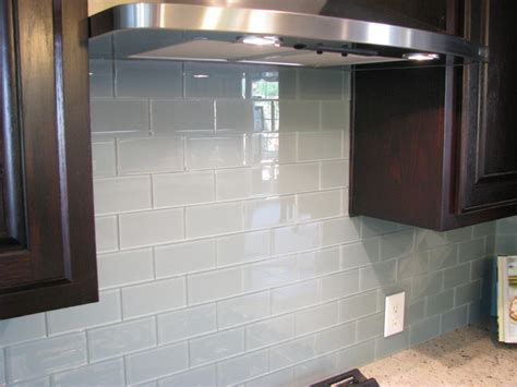 glass subway tiles for kitchen backsplash glass tile backsplashes by subwaytileoutlet modern