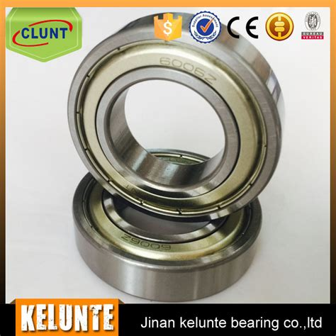 Bearing 6007 Zz Ntn single row groove bearings 6007 z 6007zz 6007rs