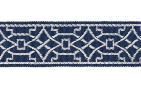 upholstery tape trim charlotte moss berlin decorative jacquard tape fabric