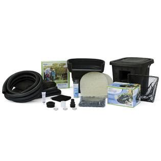 Aquascape Micropond Kit by Aquascape Micropond Kit 8 X 11 1000 Gallon Outdoor