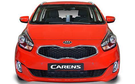 Kia Carens Promo Remise Kia Carens Diesel