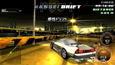 theme psp fast and furious the fast and the furious tokyo drift для psp и ppsspp