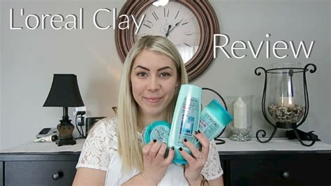 review demo l oreal evercurl l oreal extraordinary clay review demo