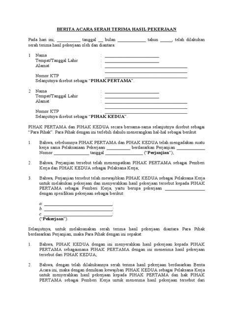 Contoh Surat Lamaran Pekerjaan Rata Kiri