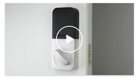 Front Door Lock Iphone Unlock Your Door With Your Iphone Front Door Lock Iphone
