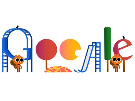 google design animation made a google doodle just for fun by ross plaskow dribbble