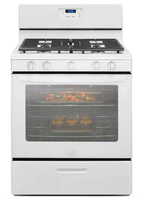 home depot protection plan cost whirlpool 5 1 cu ft gas range in white wfg505m0bw the