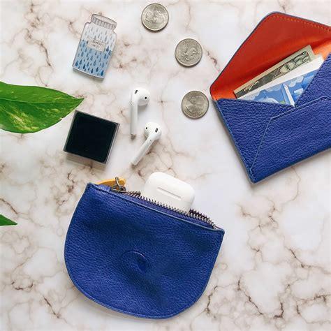 Envelope Coin Purse envelope wallet and coin purse set eco friendly