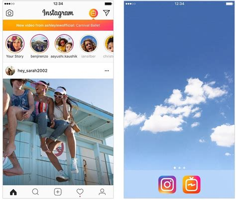 instagram goes after youtube with the launch of igtv a