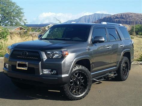 largest toyota 2016 trail edition wheels toyota 4runner forum largest