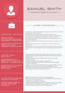 latest resume format standard resume format 2016