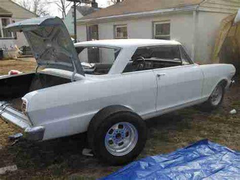 find   nova project car  bristol pennsylvania