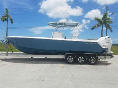 contender 30st boats for sale contender 30 st boats for sale boats