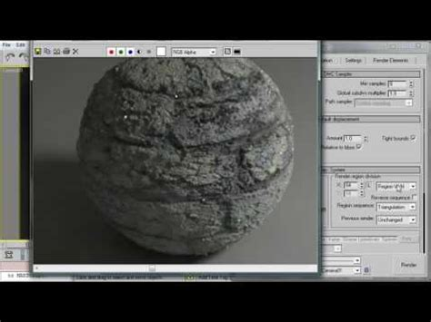 vray sketchup displacement tutorial 3dsmax monday movie 73 vray displacement youtube