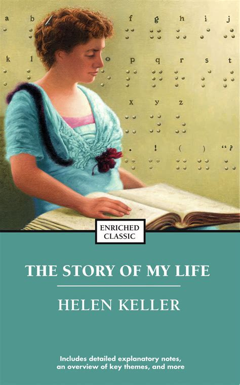 the story of my book by helen keller official