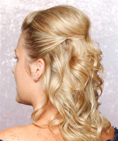 occasion hairstyles down formal hairstyles for medium hair half up formal half up