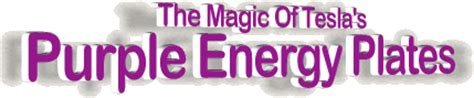 Tesla Energy Plates The Magic Of Tesla S Purple Energy Plates
