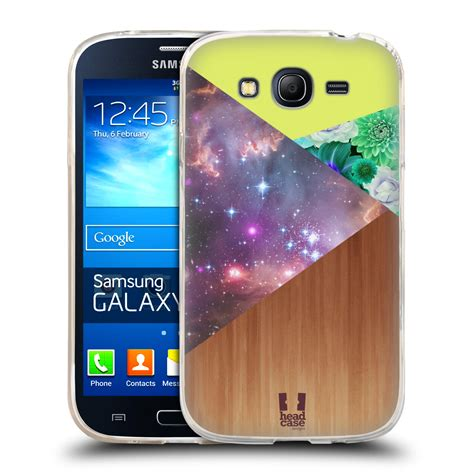 Jelly Ultrathin Silicone Amsung Grand I9082 I9060 trend mix silicone gel for samsung galaxy