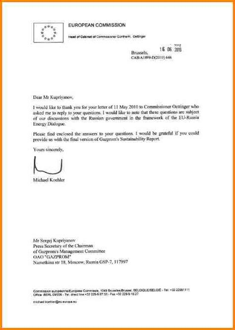 Business Letter Format With Attachments business letter email attachment formal business letter