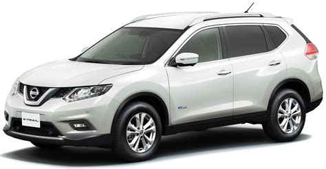 nissan japan nissan x trail hybrid for japan 2 0 litre 20 6 km l