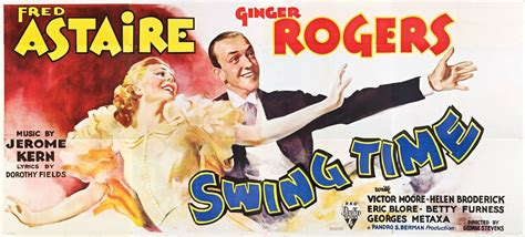 the swing movie remembering fred swing time released 80 years ago fred
