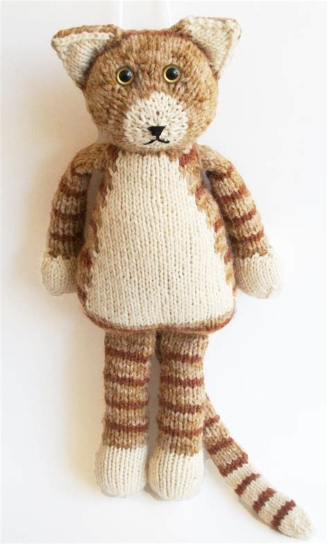 cat knitting pattern download rudy cat pdf knitting pattern