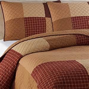 donna sharp logan patch quilt bed bath beyond