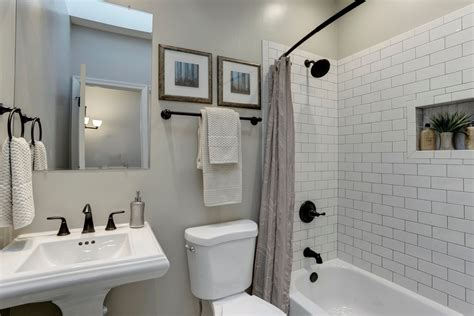 inexpensive bathroom tile ideas budget bathroom remodel tips to reduce costs zillow digs