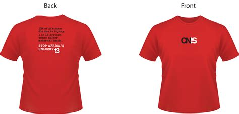 design a shirt front and back t shirt design competition cnis canadian network for