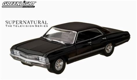 Supernatural Tuner by 1 18 Supernautural Chevy 67 Impala Dx Custom Model