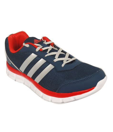 comfortable adidas shoes adidas navy blue laced comfortable sport shoes price in