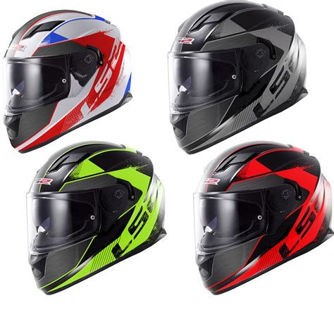 Antifog Pinlock Helm Ls2 Ff320 ls2 ff320 stinger motorcycle helmet pinlock washable sun visor ghostbikes ebay