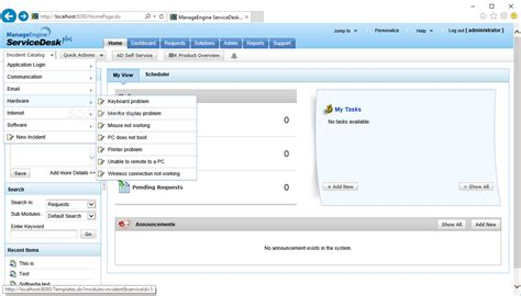 manageengine service desk support manageengine servicedesk plus download