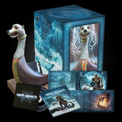 Amon Amarth 1 amon amarth quot jomsviking limited edition box set quot boxset